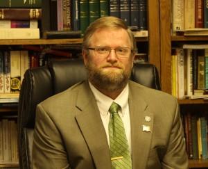 Pastor Andrew Schank